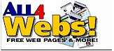 all4webs logo